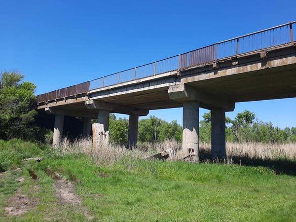 В Олександрійському районі почали ремонт мосту та шляхопроводу