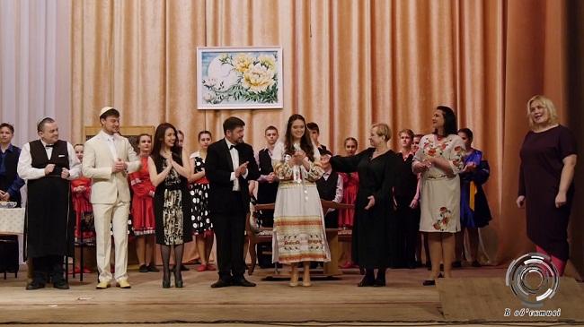 Олександрійські театрали-призери конкурсу «Театральна весна Кіровоградщини»