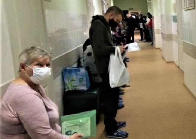 Скільки людей на Кіровоградщині зробили щеплення проти COVID-19