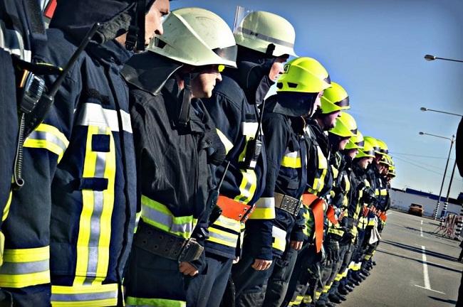 Рятувальники Олександрії встановлюватимуть рекорд України