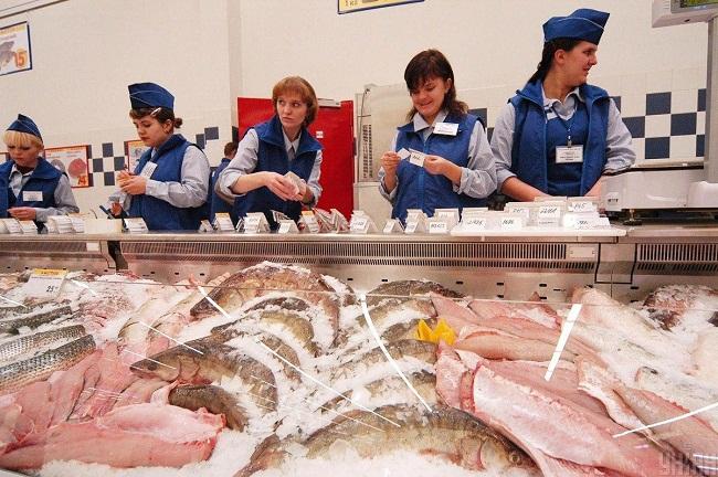 В Одесі виставили на продаж тунець за ціною автомобіля