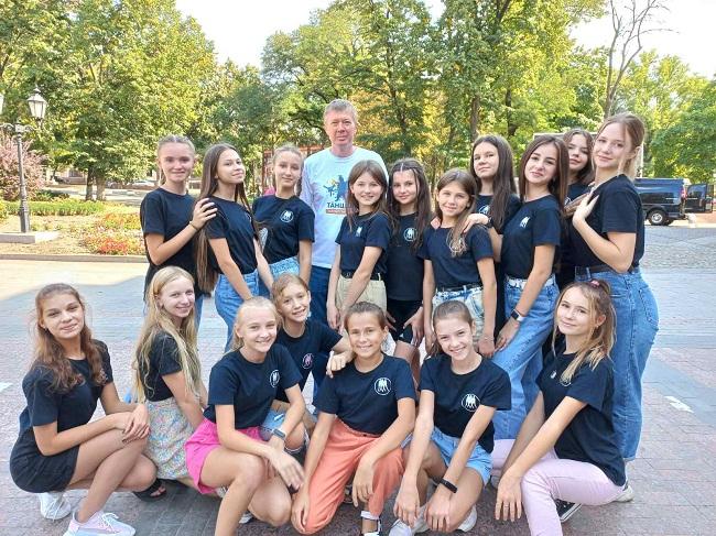 Street Ballet посів призове місце у Кропивницькому (ФОТО)
